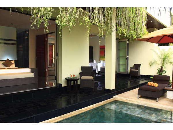 Sun Island Seminyak - Deluxe Pool Villa