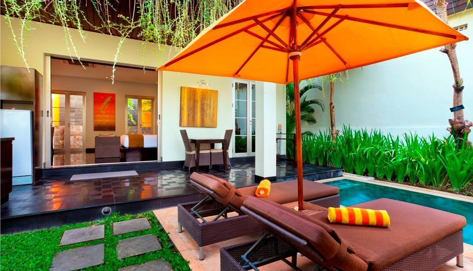 Sun Island Seminyak - Pool Villa Minimum Stay 3N Disc 18%