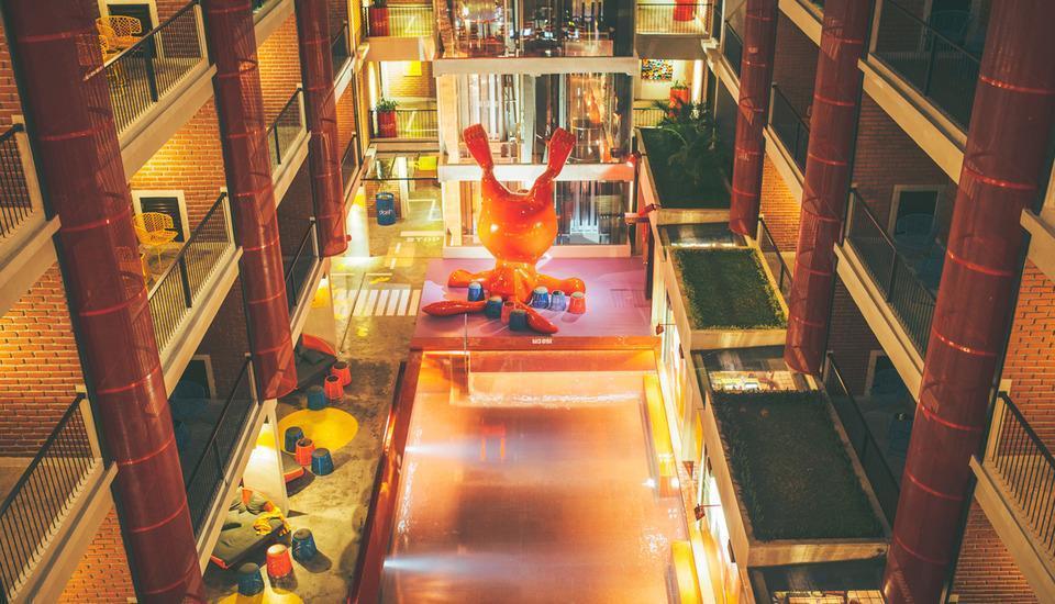 Dash Hotel Seminyak - Kolam Renang