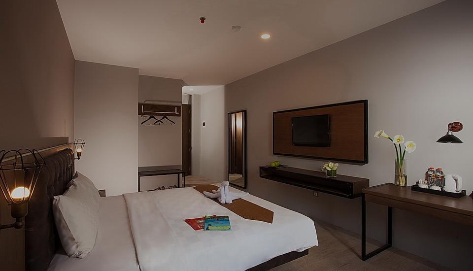 Hotel Horison Yogyakarta - Deluxe - with Breakfast Regular Plan