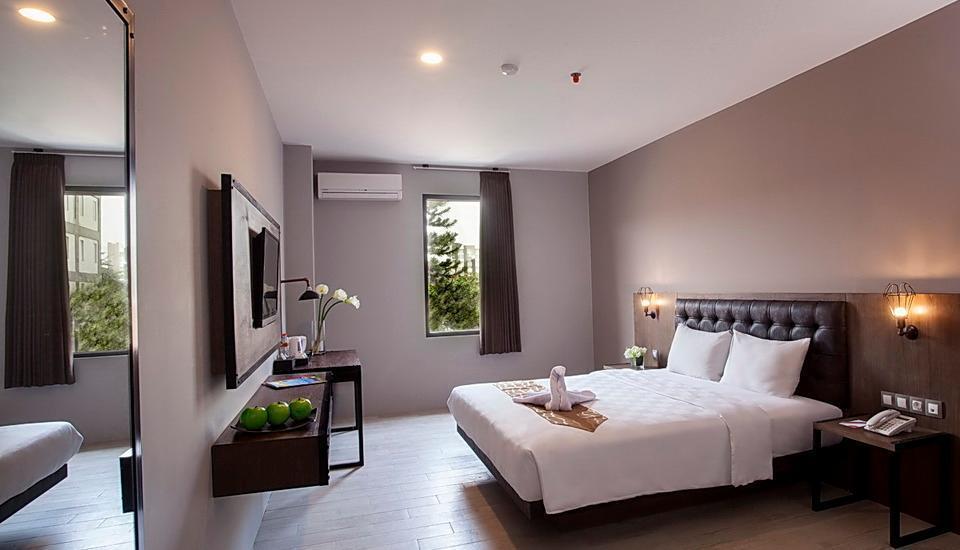 Hotel Horison Yogyakarta - Deluxe - with Breakfast Promo Spesial 15%