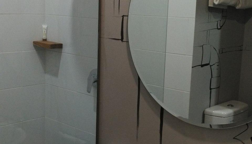 Hotel Horison Yogyakarta - Kamar mandi