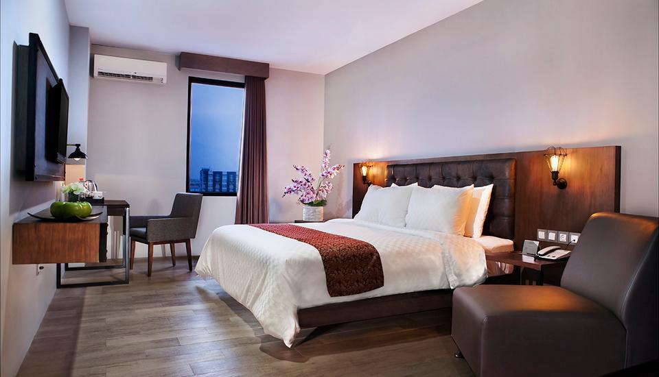 Hotel Horison Yogyakarta - Kamar tamu