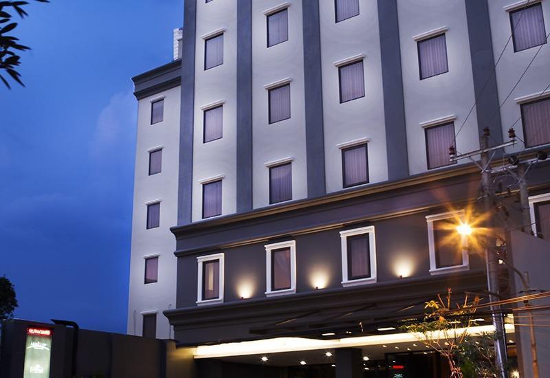 Hotel Horison Yogyakarta - tampak depan