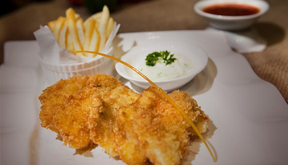 Hotel Horison Yogyakarta - Fish Chip