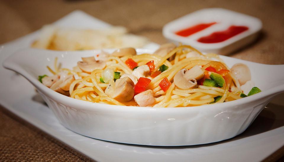 Hotel Horison Yogyakarta - Spagheti