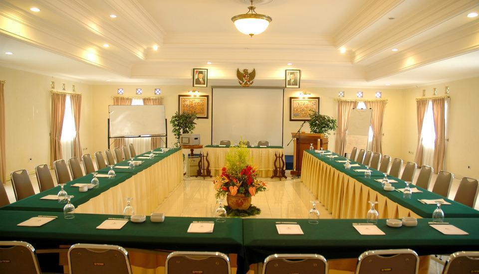 Resort Prima Coolibah Bogor - Ruang Rapat