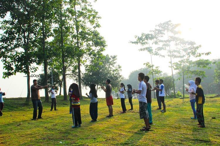 Resort Prima Coolibah Bogor - Bravo permainan