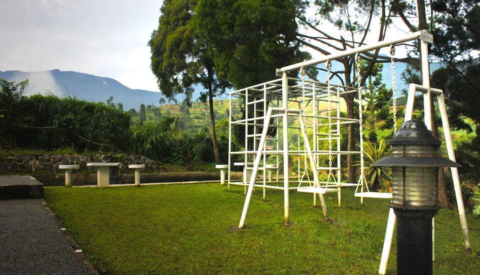 Resort Prima Coolibah Bogor - Taman Bermain Anak Childreen