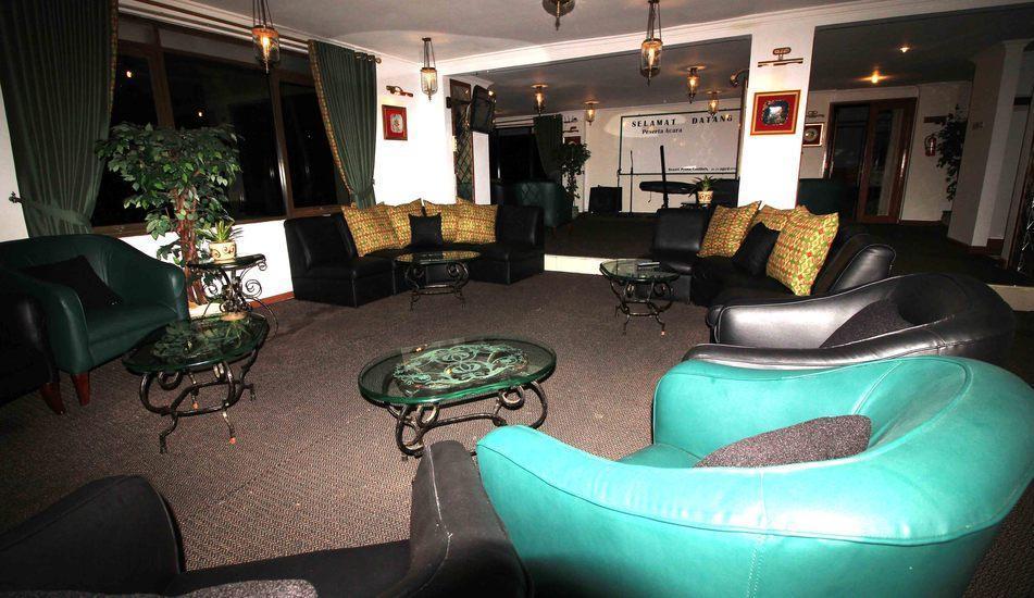 Resort Prima Coolibah Bogor - Lounge musik
