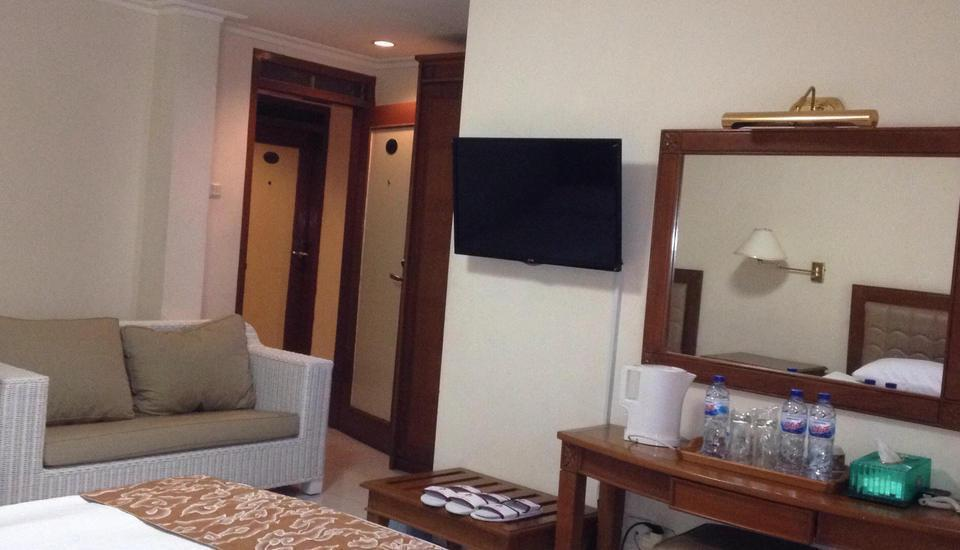 Resort Prima Coolibah Bogor - Kamar Keluarga Regular Plan