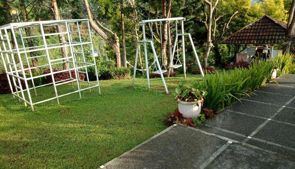Resort Prima Coolibah Bogor - Playground