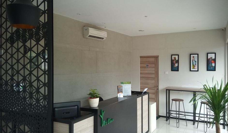 Le Green Suite Supomo Jakarta - LOBBY