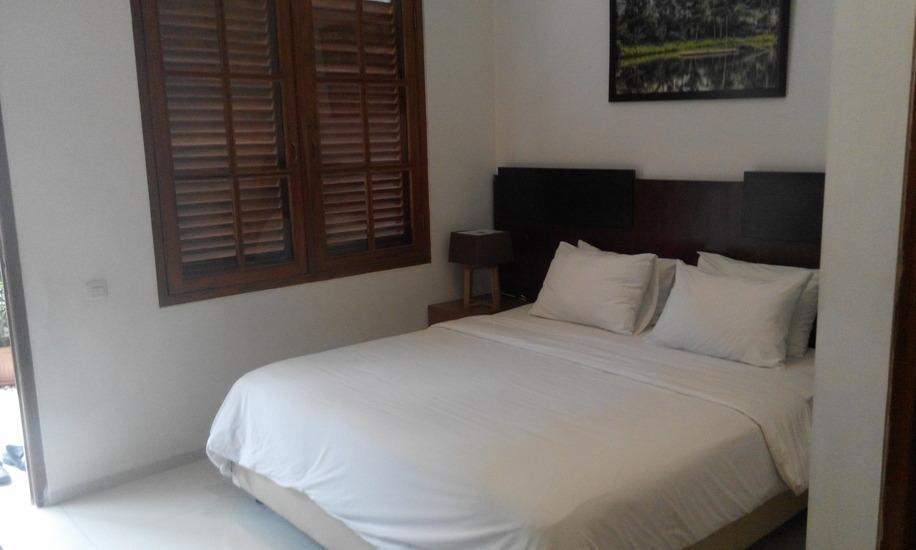 Graha Kinasih Kotabaru Jogja - double room