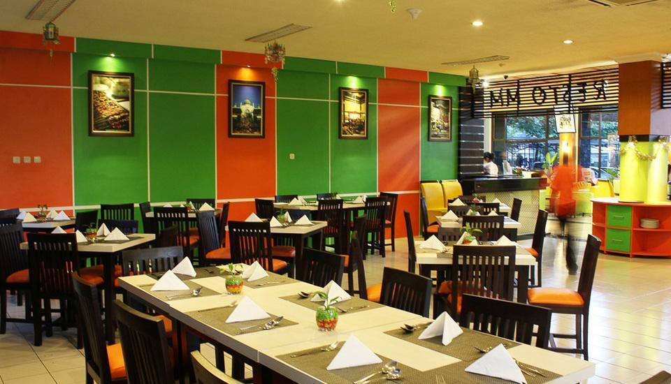 Wisma MMUGM Hotel Yogyakarta - Restoran