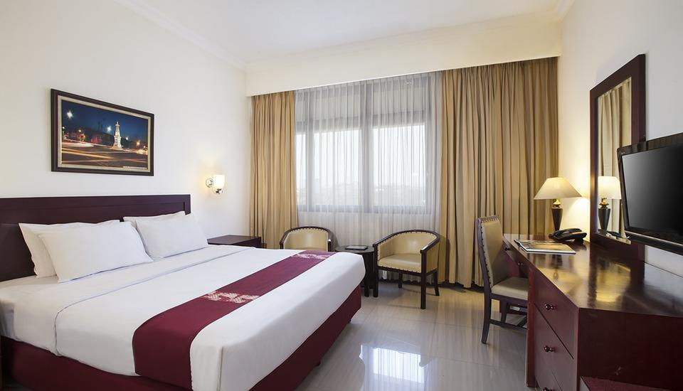 Wisma MMUGM Hotel Yogyakarta - Executive Room Only Regular Plan