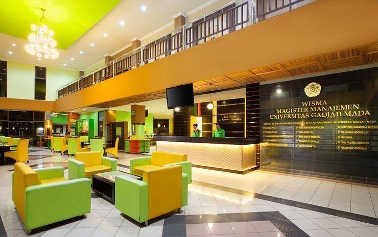 Wisma MMUGM Hotel Yogyakarta - Lobby