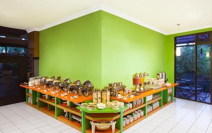 Wisma MMUGM Hotel Yogyakarta - Resto