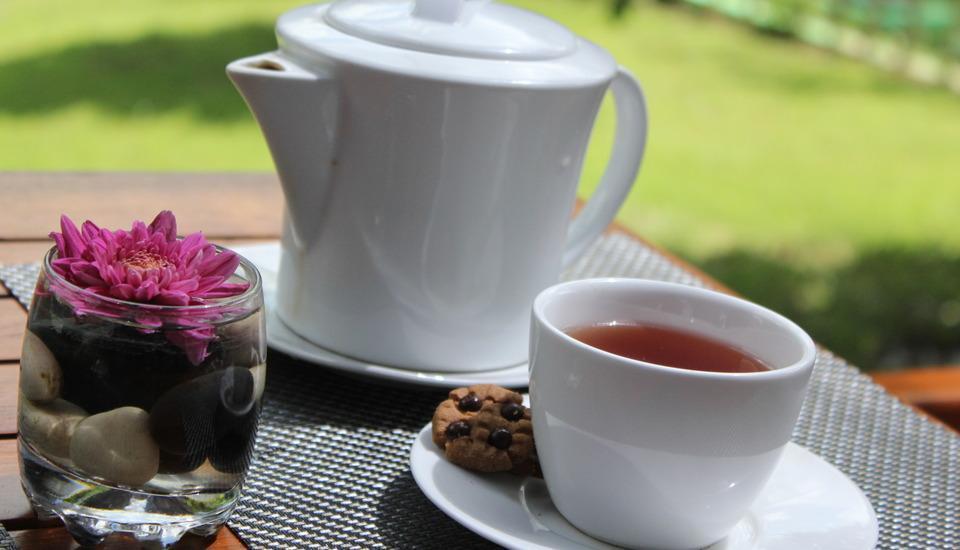 Wisma MMUGM Hotel Yogyakarta - tea