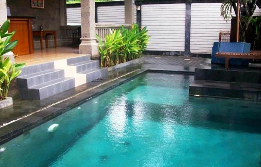 Villa Happy Jimbaran Bali - Kolam Renang pertama