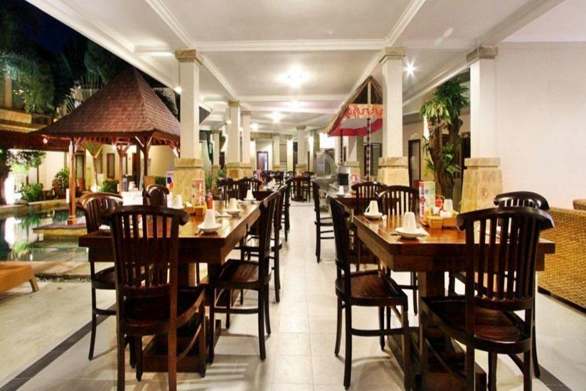 The Niche Bali - Restoran