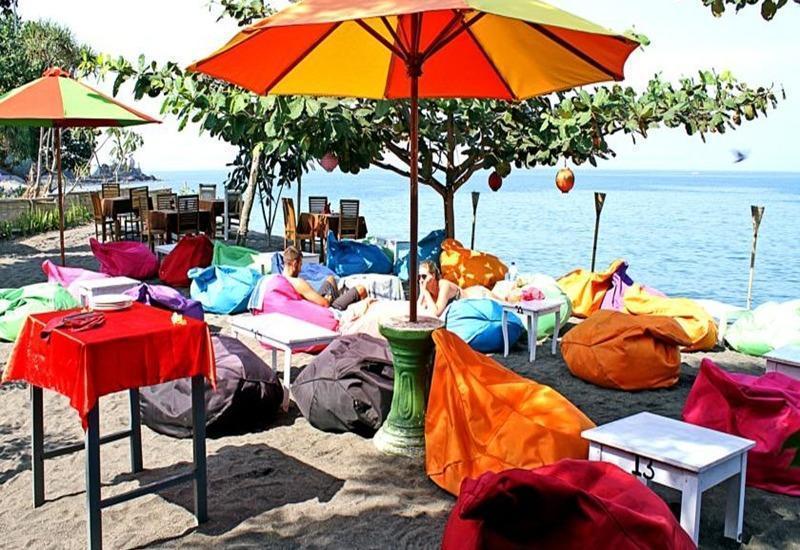 Jo Je Bungalow   - Pantai