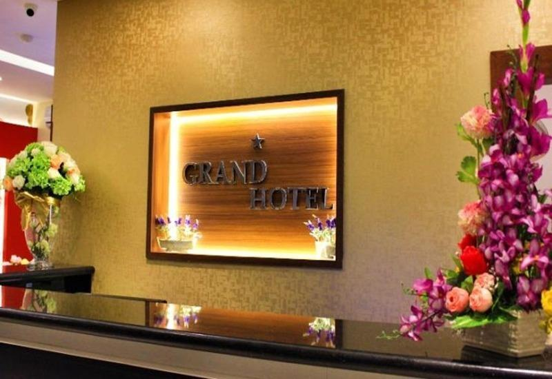 Grand Hotel Pontianak Pontianak - Resepsionis