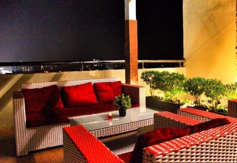 Grand Hotel Wijaya Pontianak - Lobi