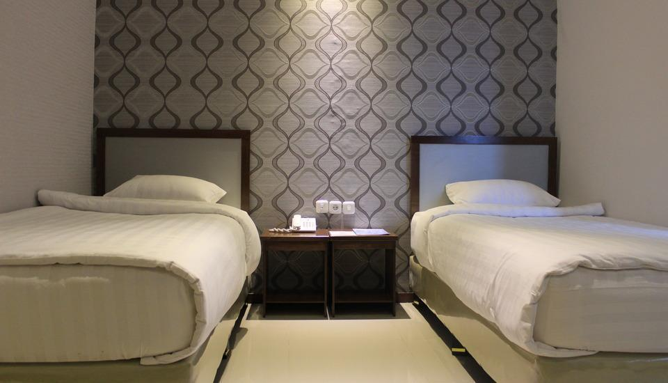 Grand Hotel Pontianak Pontianak - Deluxe Room Regular Plan