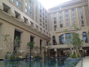 Hotel Tentrem Yogyakarta - Tampak luar