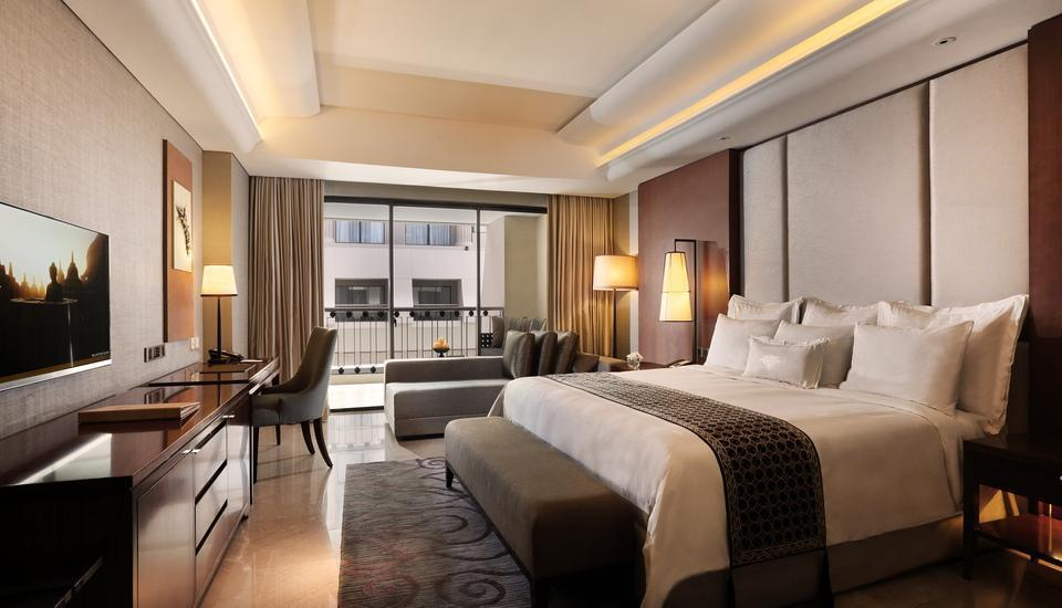 Hotel Tentrem Yogyakarta - Premier King Room Regular Plan