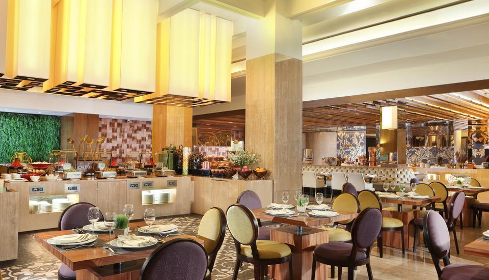 Hotel Tentrem Yogyakarta - Restoran