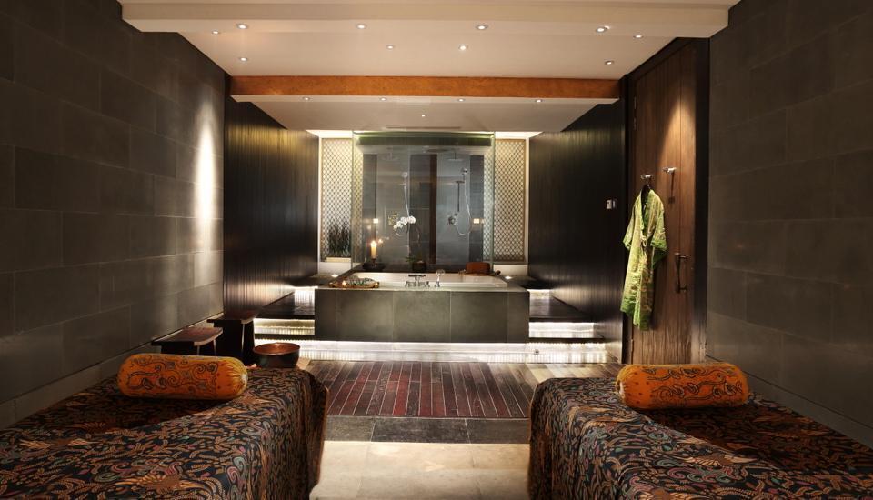 Hotel Tentrem Yogyakarta - Ruang Spa Couple