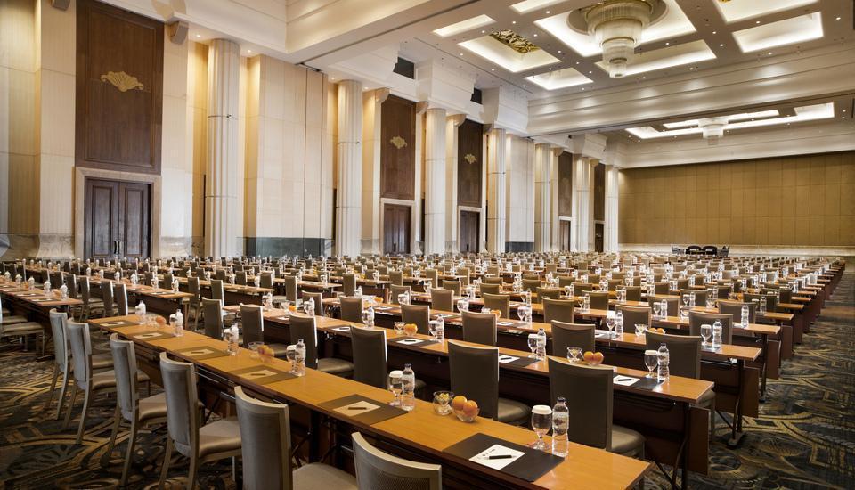Hotel Tentrem Yogyakarta - Ruang Meeting