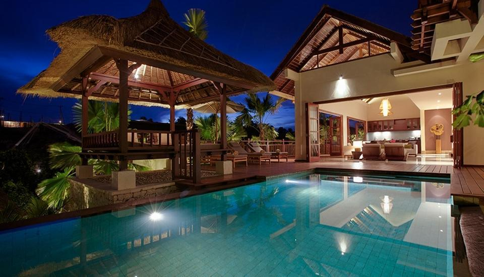 Karma Kandara Bali - Four Bedrooms Ocean View Pool Villa Last Minute Deal