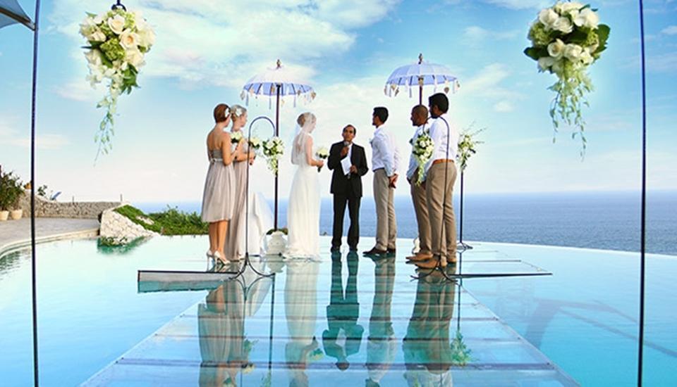 Karma Kandara Bali - Pernikahan
