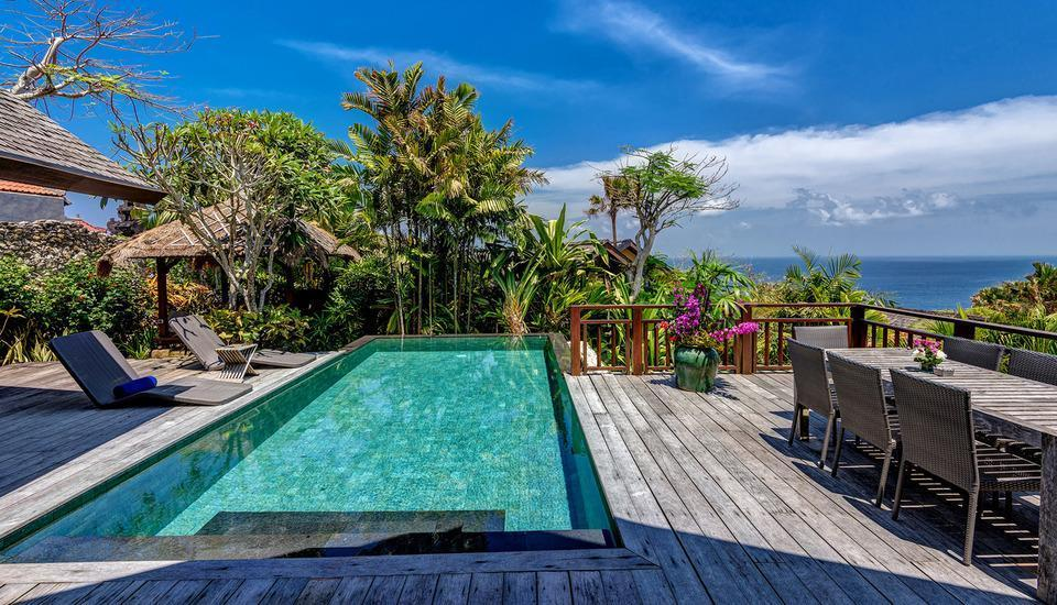 Karma Kandara Bali - Three Bedroom Ocean View Pool Villa