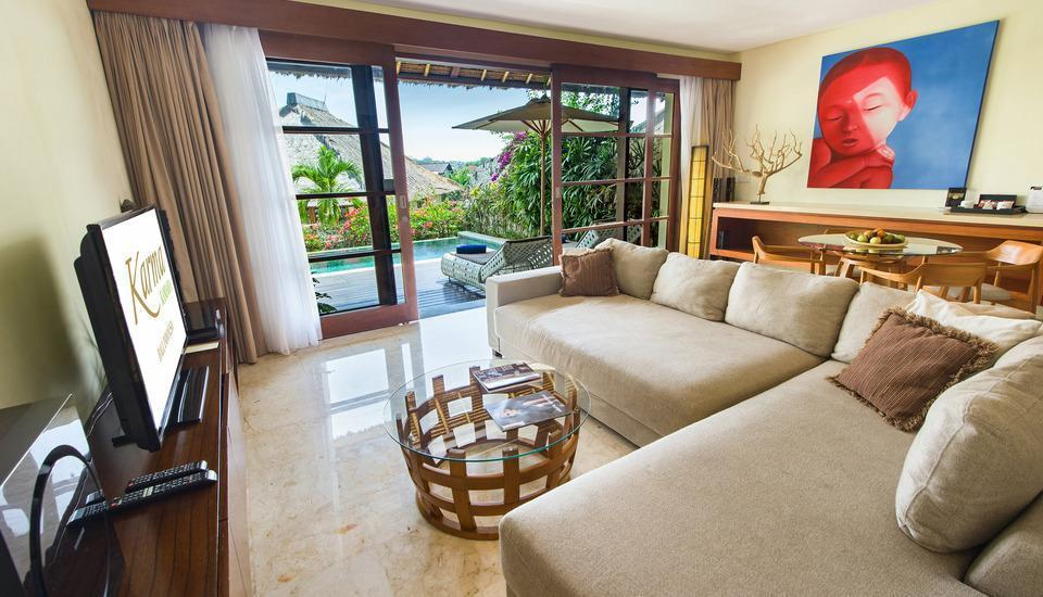 Karma Kandara Bali - Two Bedrooms Pool Villa Flash Deal