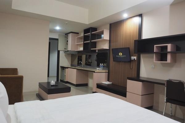 Nagoya Mansion Batam - Budget One Bedroom Apartment Regular Plan