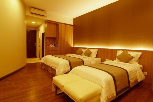 Hotel 61 Medan - Kamar Family Deluxe Regular Plan