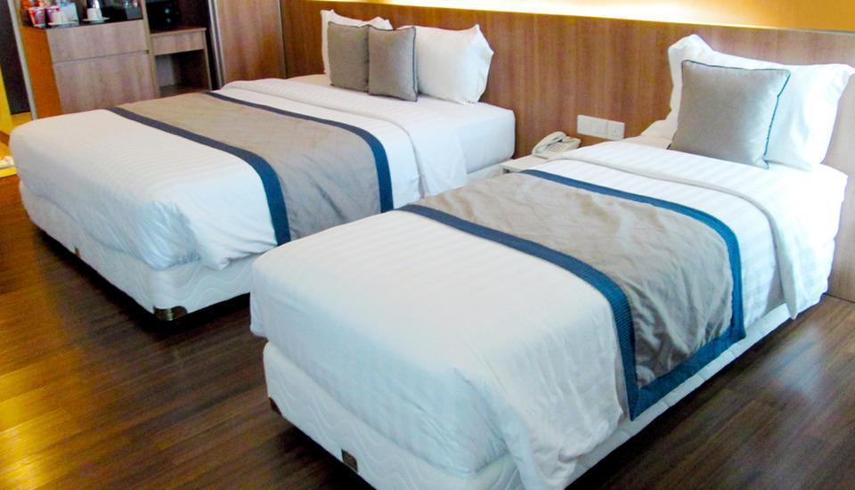 Hotel 61 Medan - DELUXE KELUARGA
