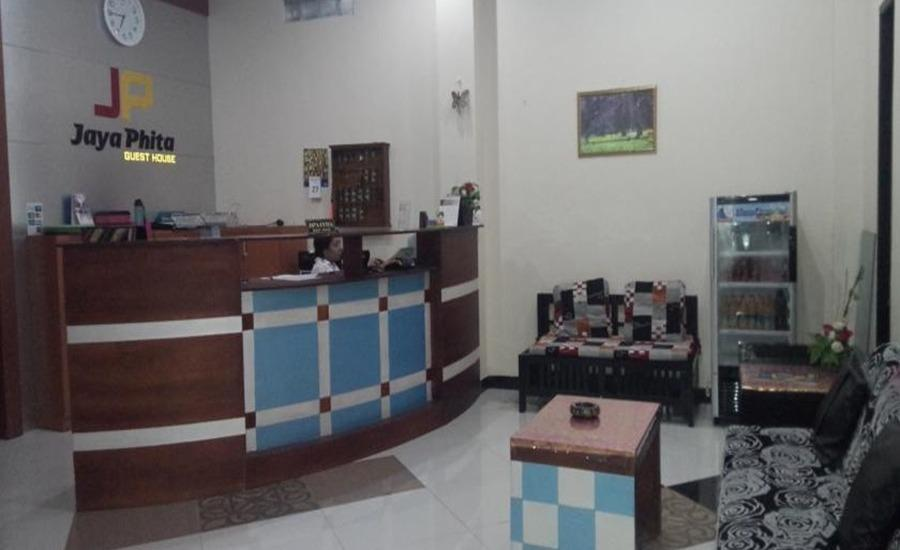 Jaya Phita Guest House Kupang - Resepsionis