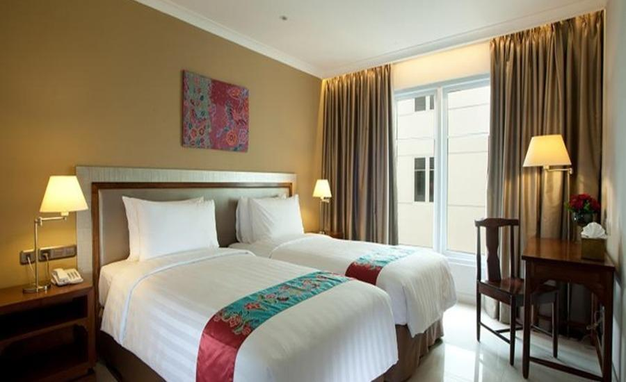 The Sidji Hotel Pekalongan Pekalongan - Classic Twin Room Regular Plan