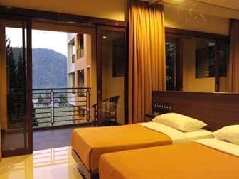 Hotel Bintang Tawangmangu -
