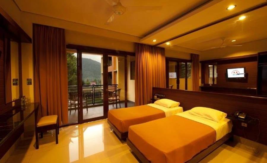 Hotel Bintang Tawangmangu - Kamar Deluxe