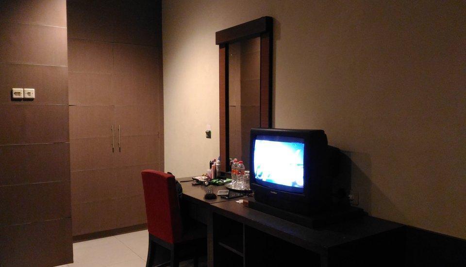 Hotel Bintang Tawangmangu - Kamar tamu