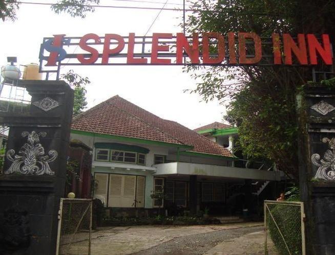 Splendid Hotel Malang - Tampak Depan