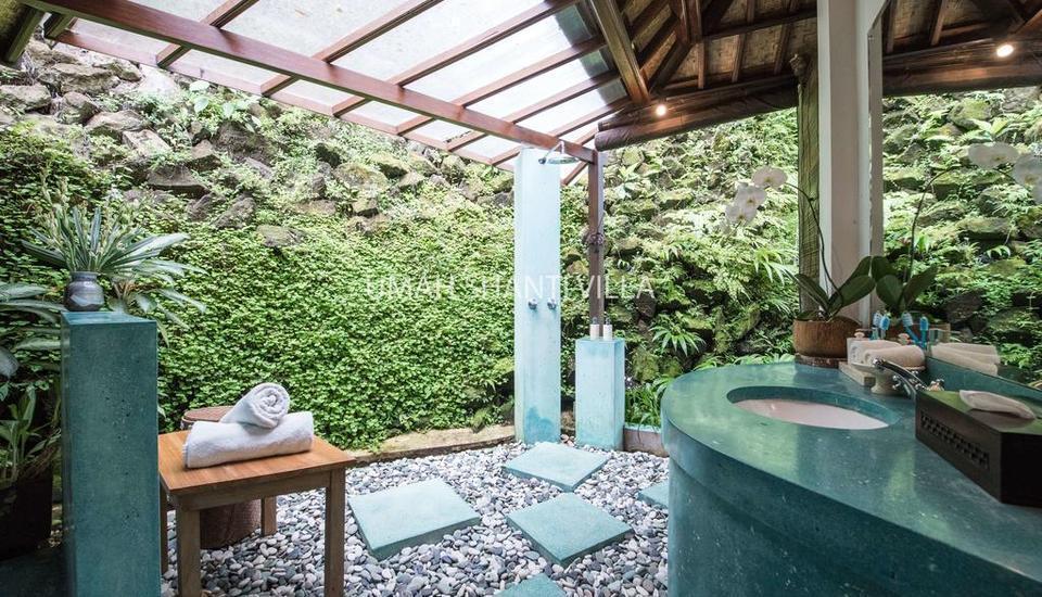 Villa Umah Shanti Bali - Kamar mandi