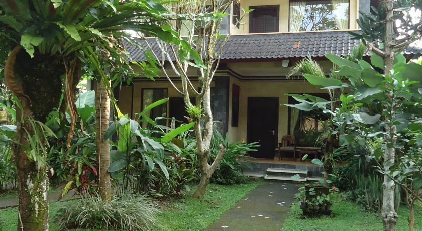 Dewangga Bungalow Bali - Tampilan Luar