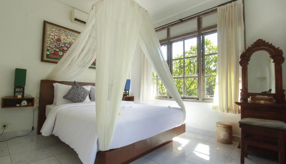 Dewangga Bungalow Bali - Kamar